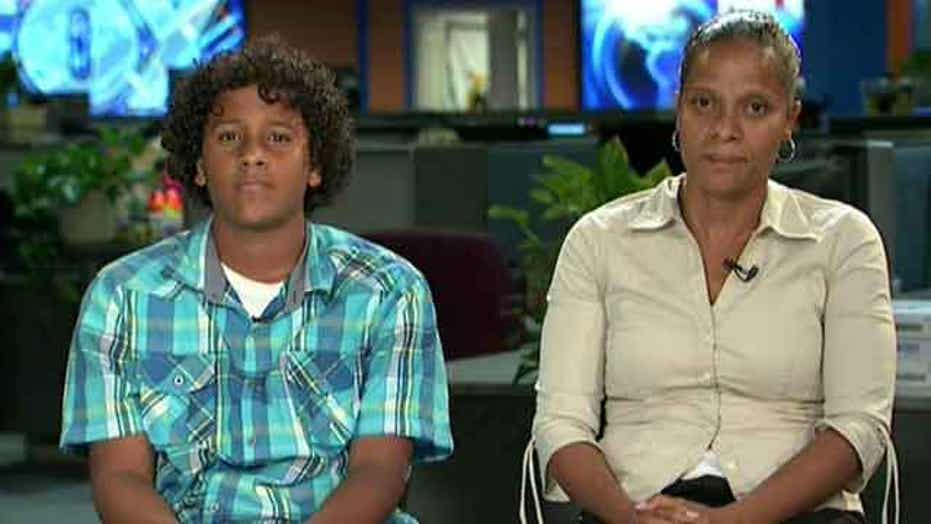 Boy who dated bullying victim and suspect speaks out