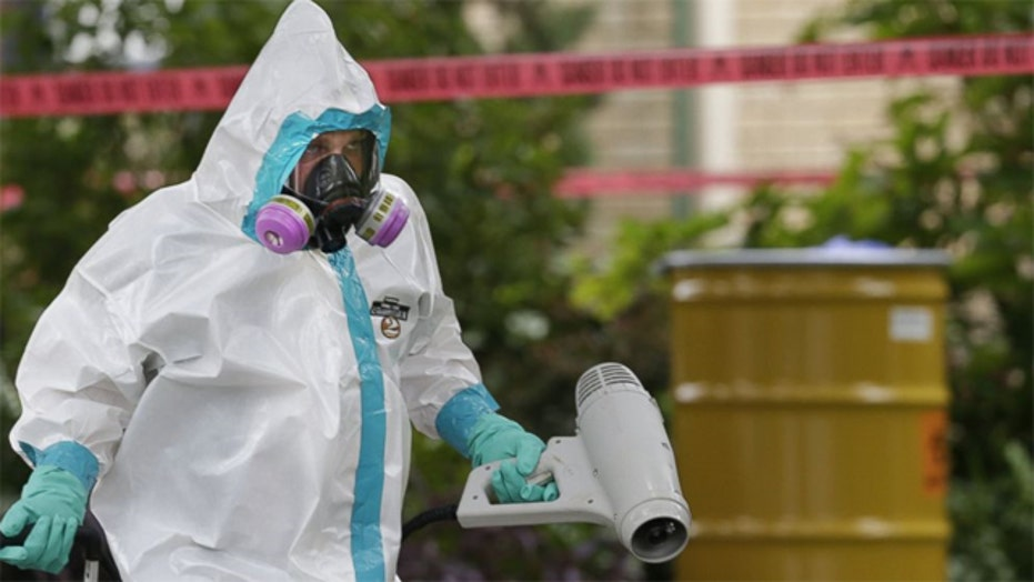 Liberal group blames Ebola outbreak on budget cuts
