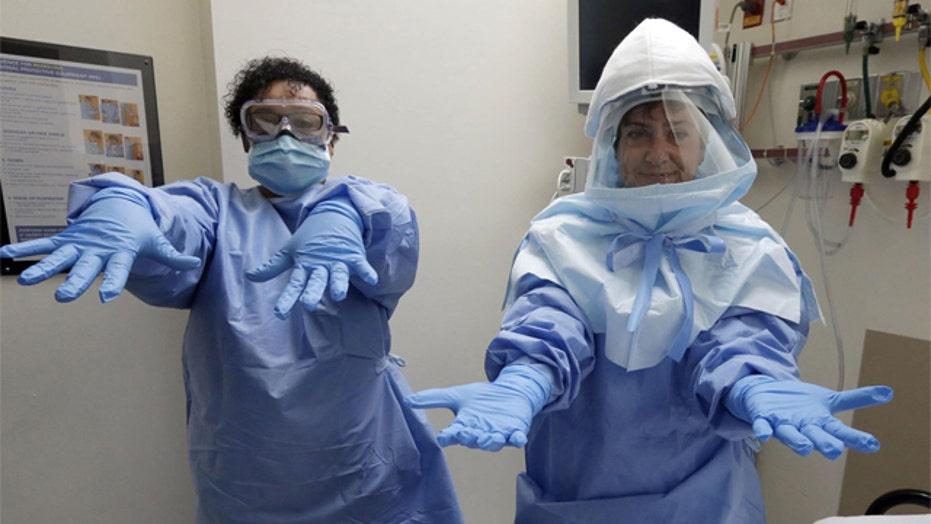 America's ER nurses worried about Ebola?