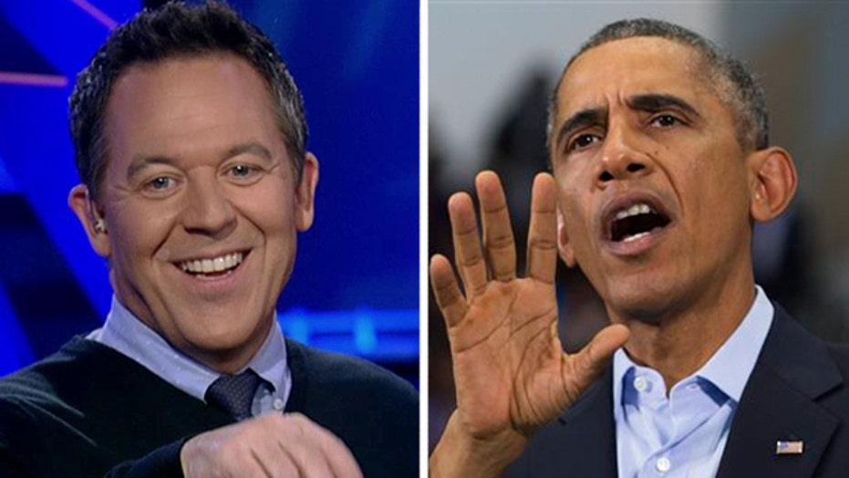 Gutfeld: Media rush to shield president from criticism