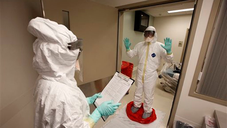 How worried should Americans be about Ebola?