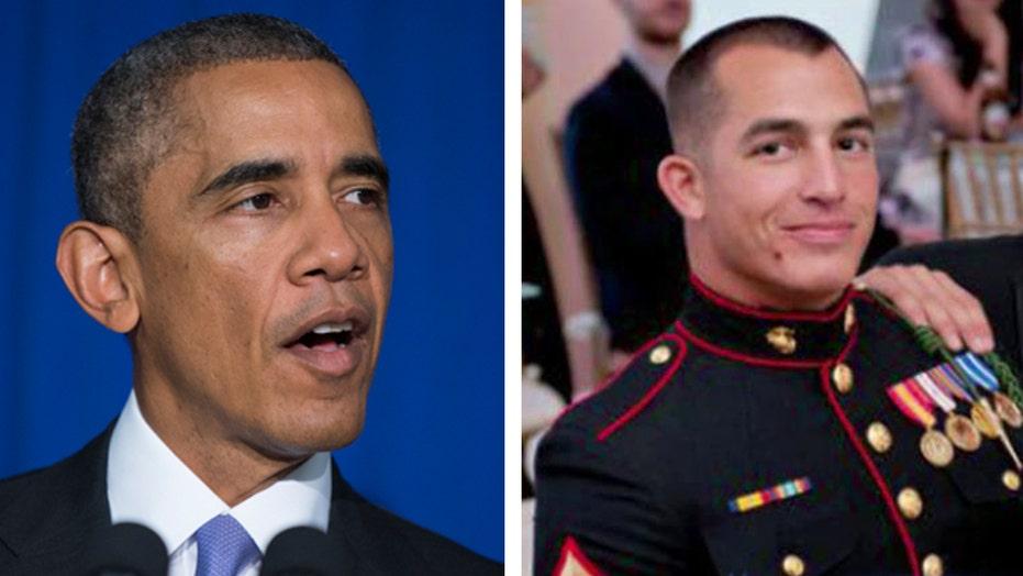 Greta: Why hasn't Obama shown interest in jailed Marine?