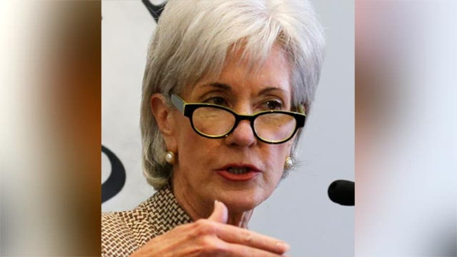 Sebelius feeling feverish over ObamaCare hearing?