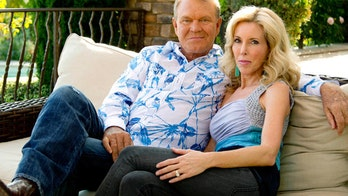 'Thank you, heavenly Father': Faith, Alzheimer's and my husband Glen Campbell