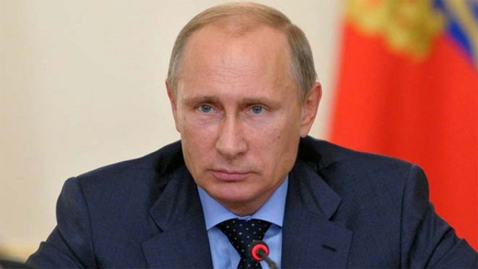 Russia's economy on the brink with falling oil prices