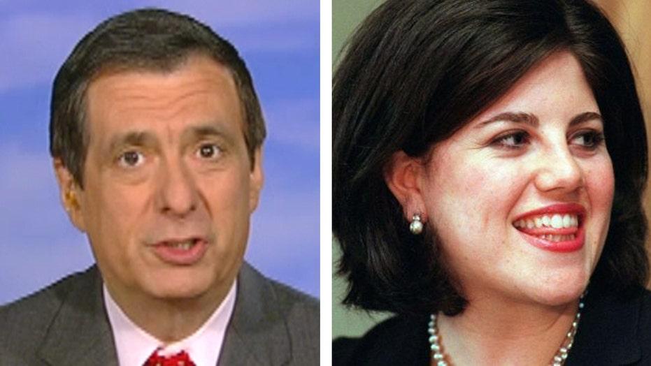 Kurtz: Monica Lewinsky has a point about cyber-cruelty