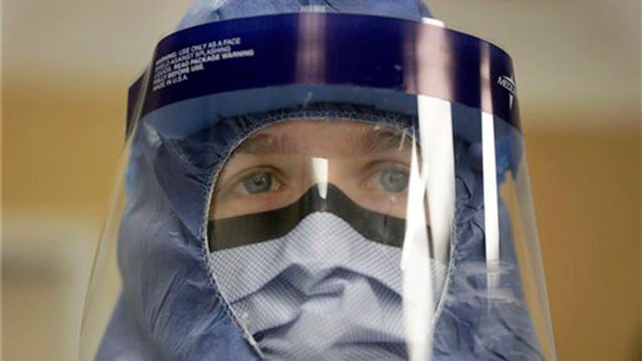 CDC releases revised Ebola guidelines for medical workers