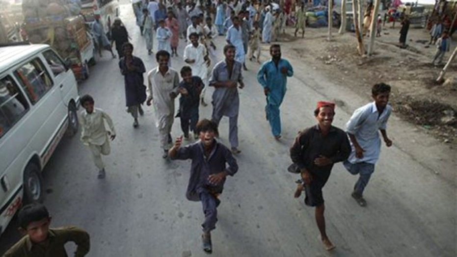 US resuming aid to Pakistan as national debt passes $17T