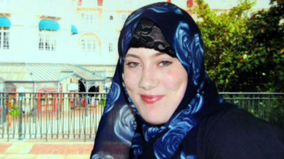 New details emerging about 'White Widow' terror suspect