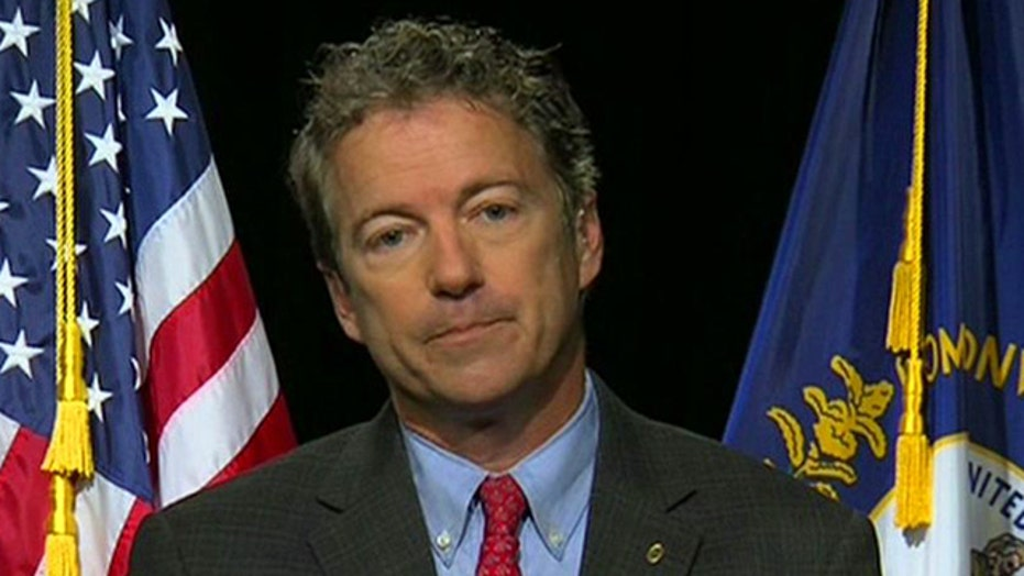 Sen. Paul on proposing a new Constitutional amendment