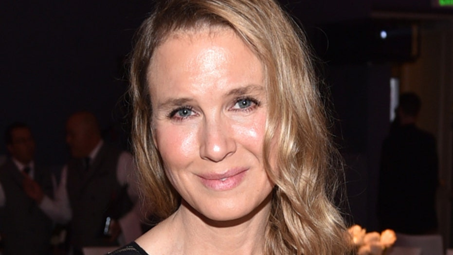 Renee Zellweger's face-change shocker