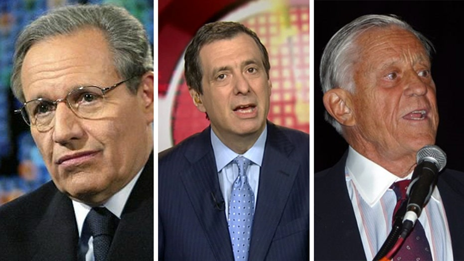 Kurtz: Bob Woodward recalls lessons of Watergate