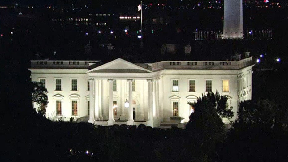 Secret Service stop person who jumped White House fence