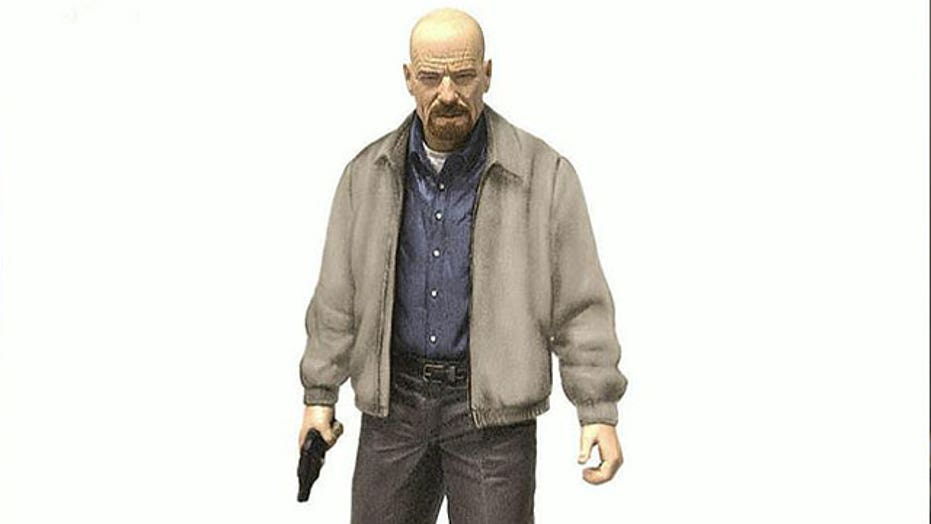 Toys 'R' Us pulls 'Breaking Bad' dolls from store shelves