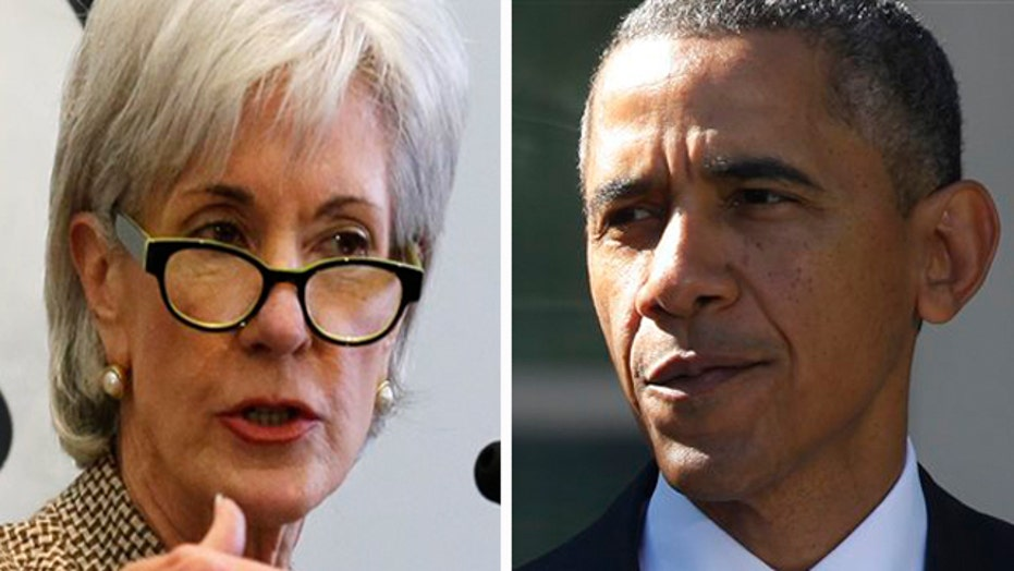 Obama, Sebelius were clueless about website glitches?