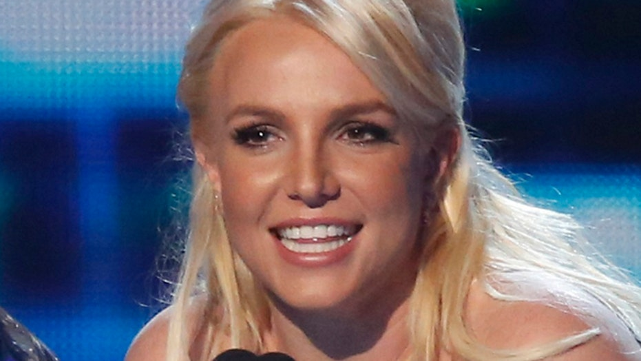 Britney makes how much per week?