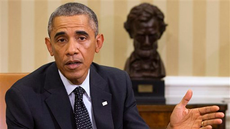 Is President Obama being hurt by the Ebola situation?