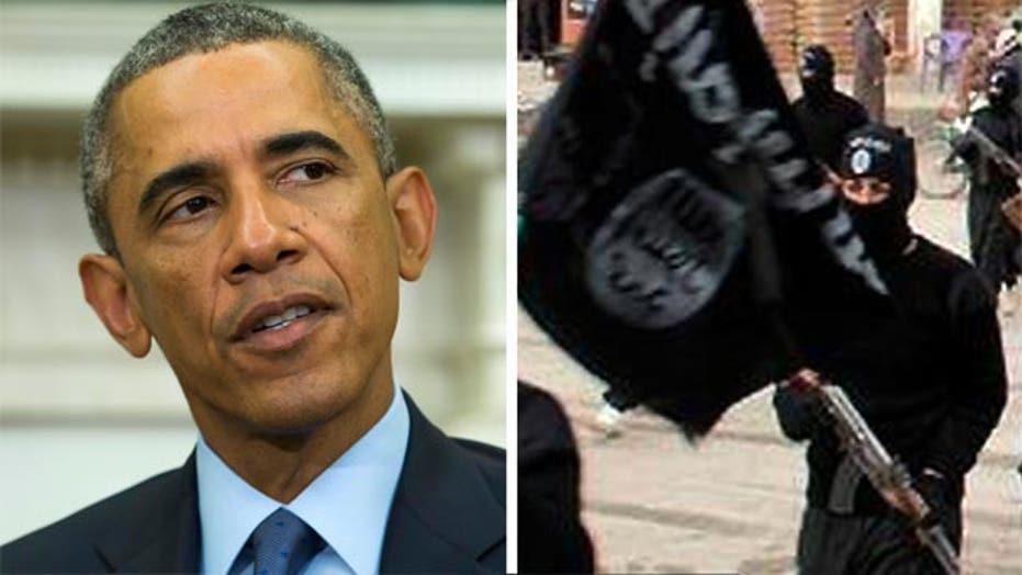 US campaign against ISIS: 'strategic patience' or stalemate?