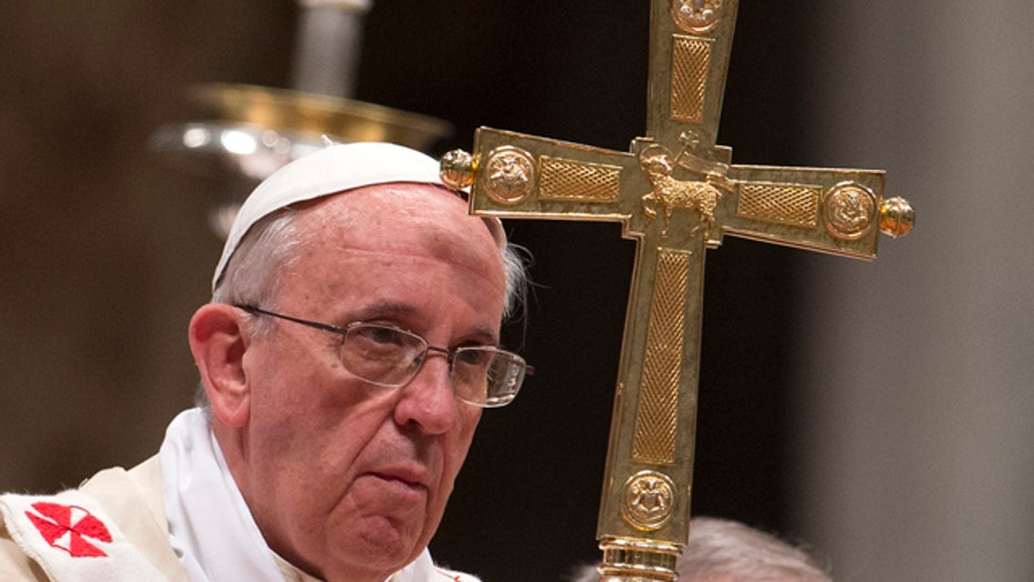 Is the Catholic Church still the world's moral authority?