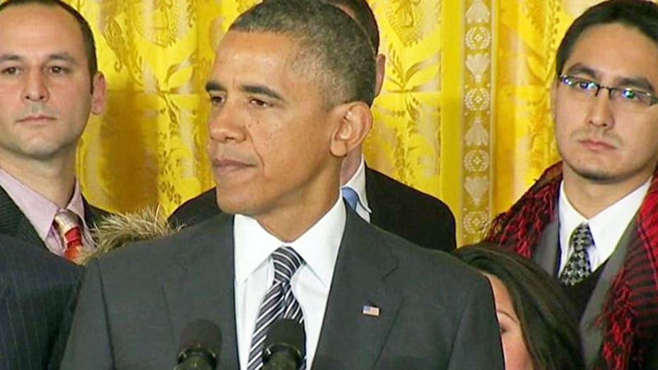 WH using immigration reform to distract from ObamaCare?