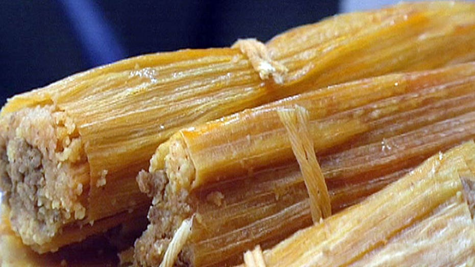 Hot tamales guzzled galore in Greenville