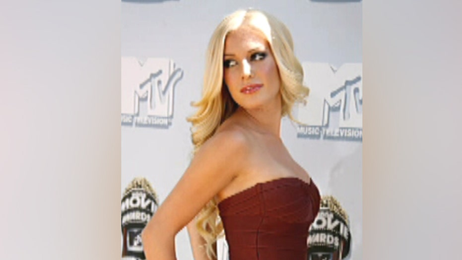 Heidi Montag gets deflated