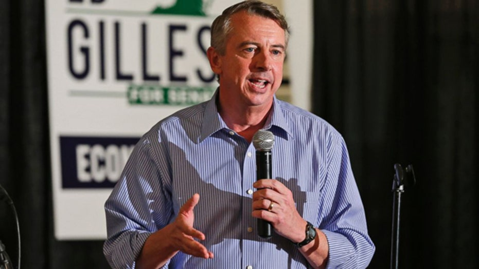 GOP underdogs against Warner in Virginia Senate race
