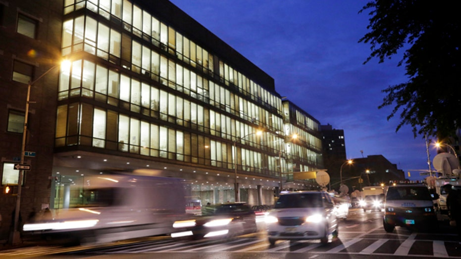 NYC doctor in isolation after testing positive for Ebola