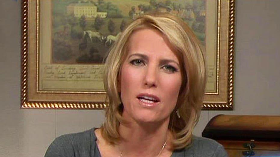 Look Who's Talking: Laura Ingraham on media's Palin bias