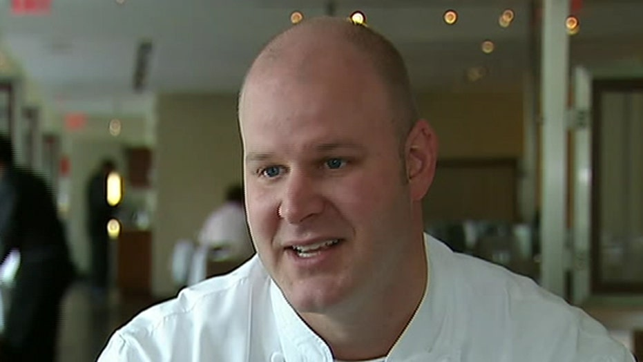 Kitchen Superstars: Scott Drewno's 'Source' of inspiration