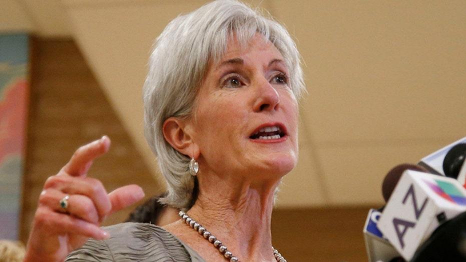 Secretary Sebelius defends role in ObamaCare website rollout