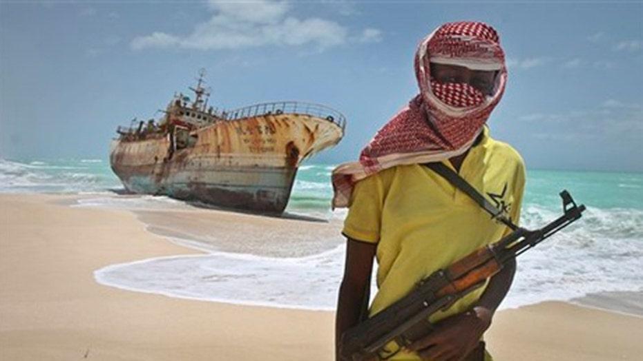 Terror link in pirate attack off Nigeria coast?