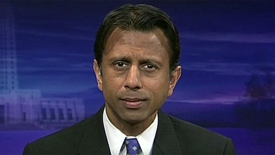 Gov. Jindal talks ObamaCare rollout, Washington dysfunction