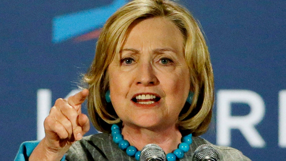 Hillary Clinton: Corporations, businesses don't create jobs