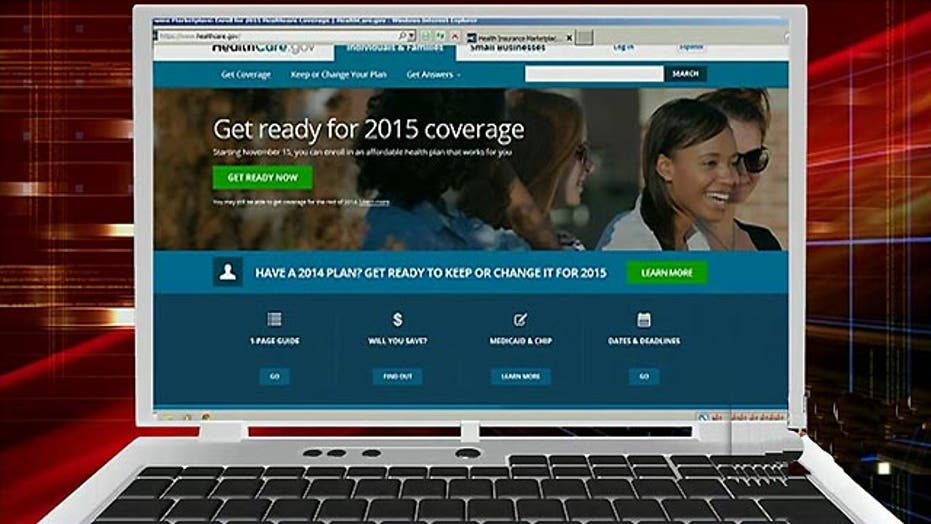 Concerns mount over security of the ObamaCare website