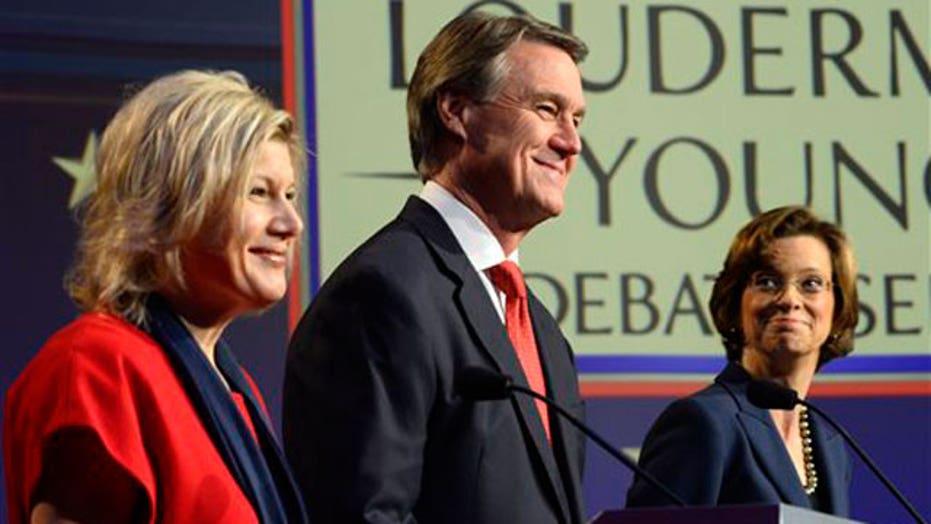 Georgia Senate race could go to January runoff