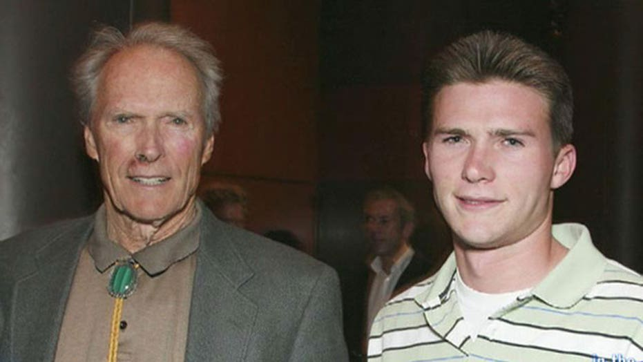 Family values: Clint's son knows what's important in life