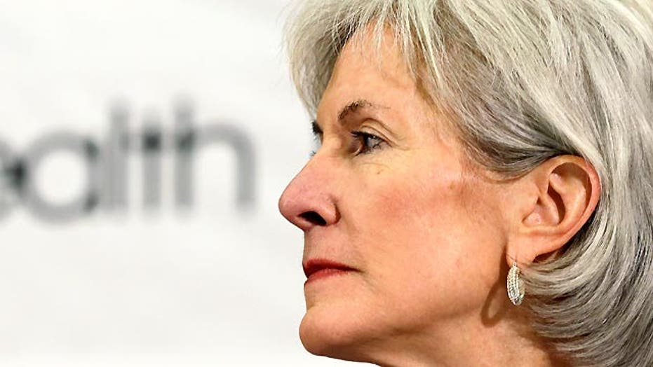 Sebelius: The 'laughingstock' that's no laughing matter