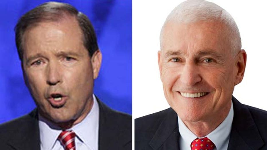 Republican makes gains on Democrat in New Mexico Senate race