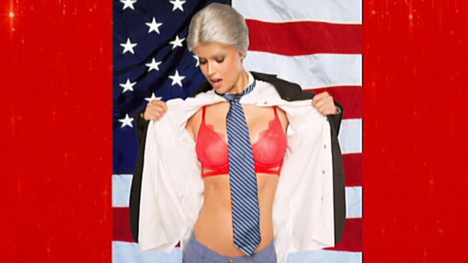 Playboy model makes Joe Biden sexy