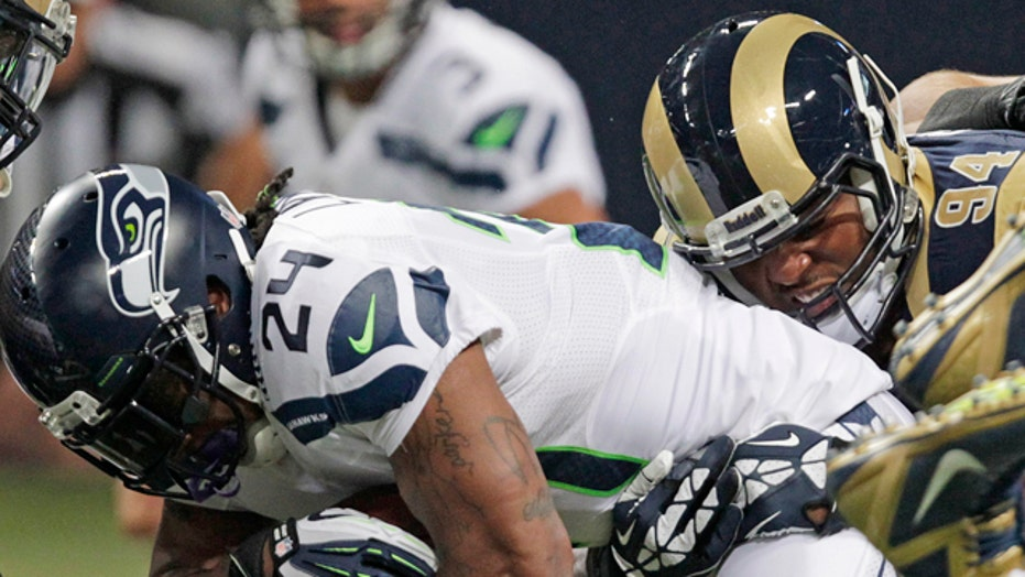 Study: Helmets don't stop risk of sports-related concussions