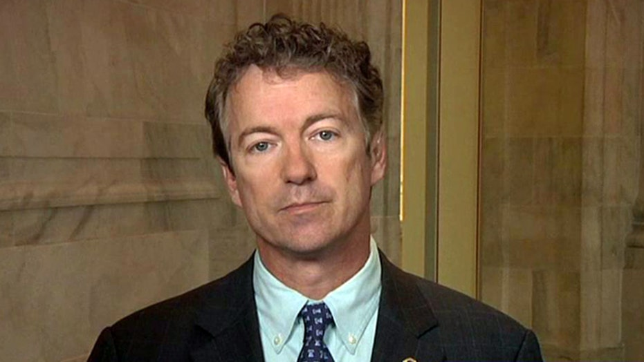 Rand Paul on Sebelius' 'extraordinary level of incompetence'
