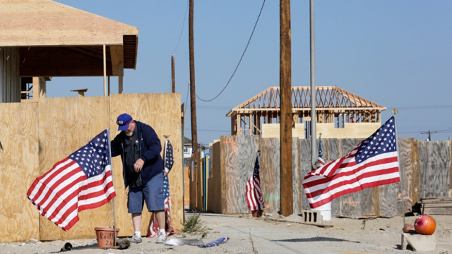 A year later: Sandy survivors suffering PTSD