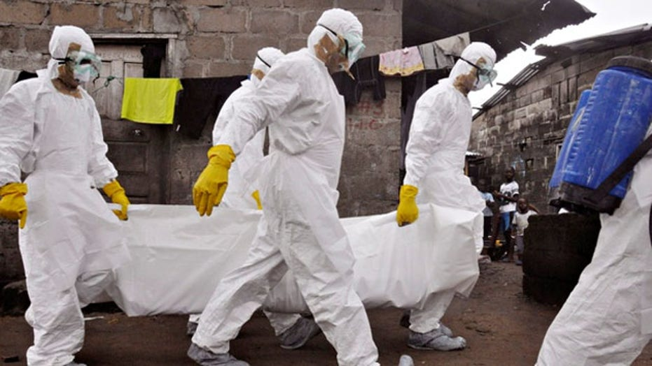 Non-citizens to be brought to US for Ebola treatment?
