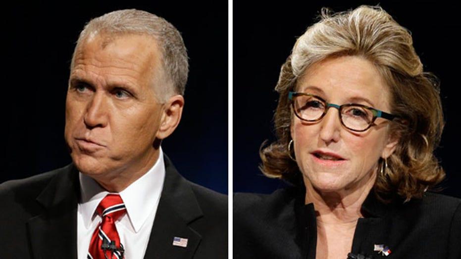 North Carolina Senate race heats up