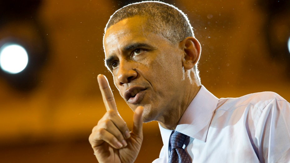 Why is Obama fighting Ebola and not ISIS?