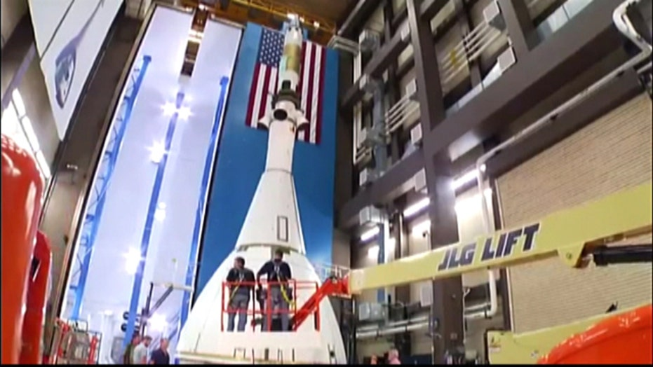 NASA's Orion spacecraft could make 'Interstellar' a reality