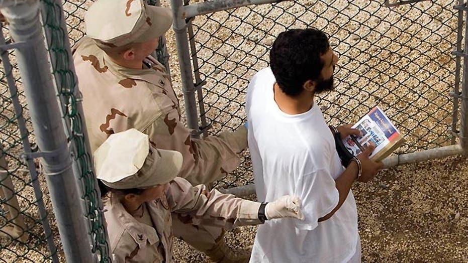 Released Gitmo detainees returning to the battlefield?