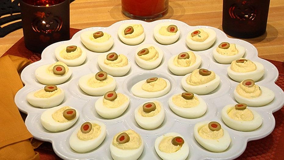 Ellie Krieger's Devilish Egg Recipe