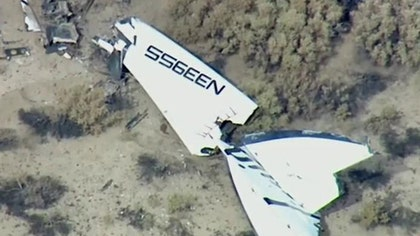 'Anomaly' experienced during test flight
